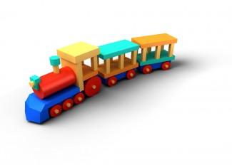 Toy Trains Plr Articles V2