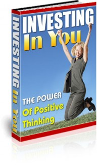 Investing In You : The Power Of Positive Thinking Resale ...