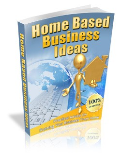 Home Based Business Ideas Plr Ebook