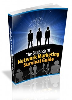 Network Marketing For Dummies Ebook