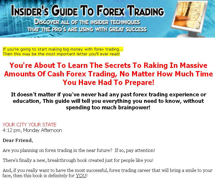 Forex trading ebooks download