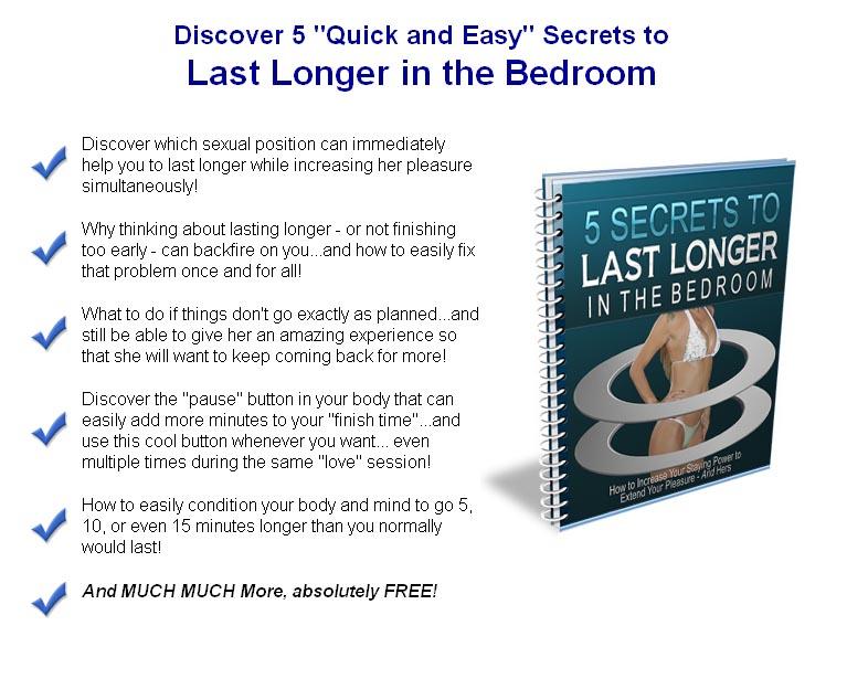 Do viagra pills help you last longer in bed