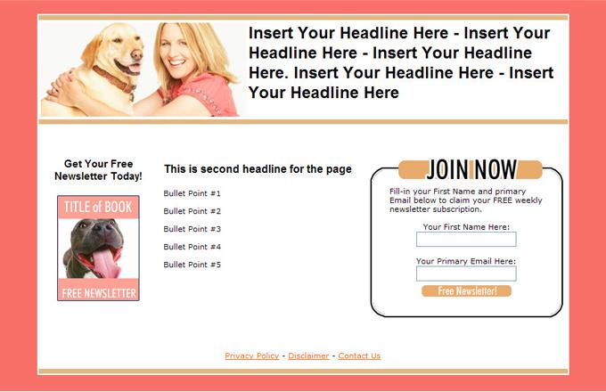 Dog Training PLR Autoresponder Email Series