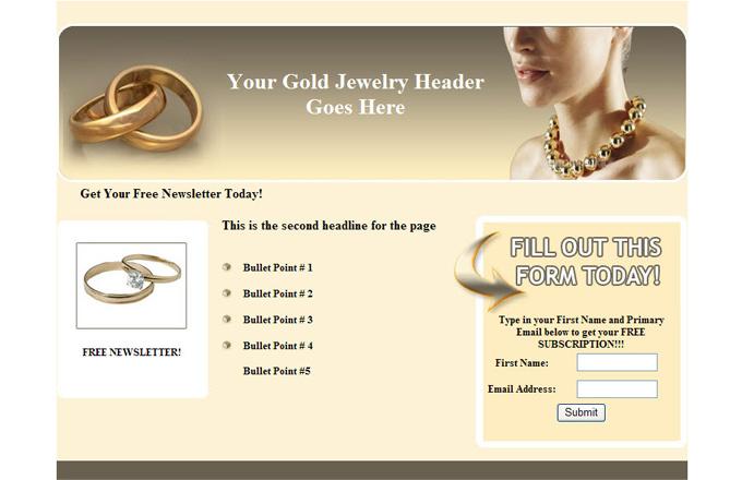 Jewelry PLR Autoresponder Email Series
