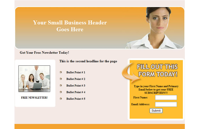 Small Business PLR Autoresponder Email Series