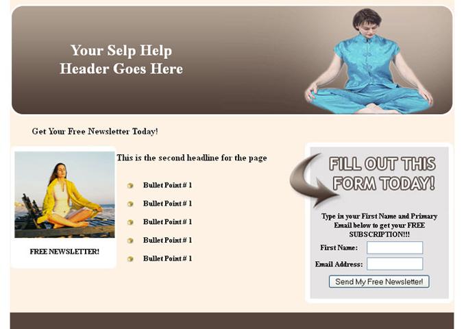 Self Help PLR Autoresponder Email Series