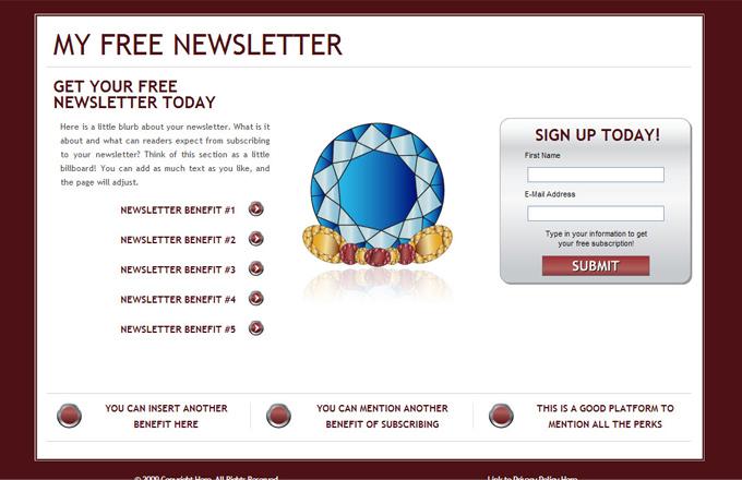 Precious Stones And Jewelry PLR Autoresponder Email Series