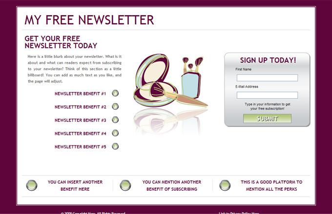 Skin Care PLR Autoresponder Email Series