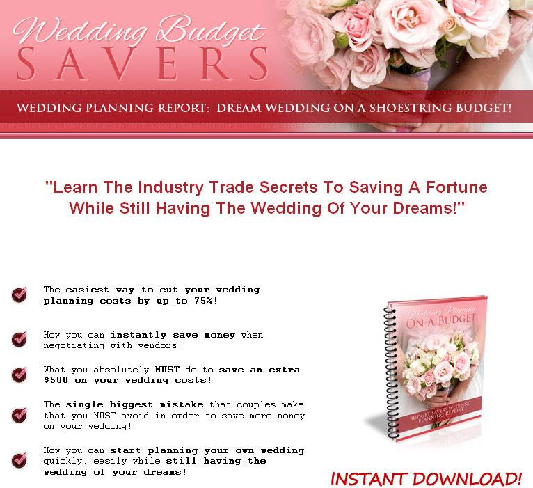 Wedding Planning On A Budget Ideas